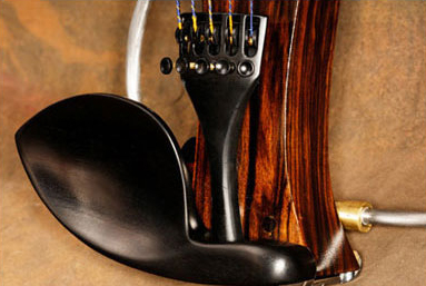 Lyris Hung Chin Rest and Tailpiece
