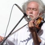 David Burham Custom Electric Violin Performer