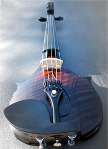 Oregon Black Walnut Electric Five String