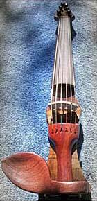 Oregon Storm Harvest Maple Five String